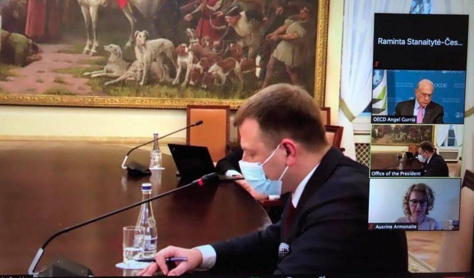 EBPO teigiamai įvertino Lietuvos pastangas kovojant su pandemijos sukelta krize