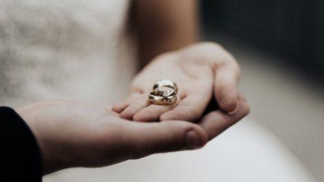 Karantino metu – naujos prašymų dėl santuokos įregistravimo galimybės