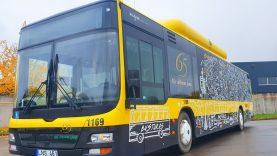 Šiauliečius veš dar daugiau ekologiškų autobusų