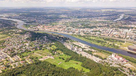 Kaune bus steigiamas valstybinės svarbos pramonės parkas
