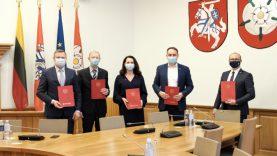 Įsteigta Alytaus regiono plėtros taryba