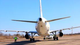 Gerinant ekonominę infrastruktūrą atnaujinamas Šiaulių oro uostas