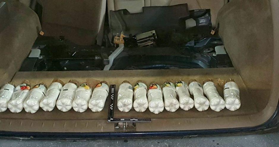 Po sėkmingų operacijų – Kauno kriminalistų rankose didelis kiekis narkotinių medžiagų, sulaikytas ne vienas asmuo