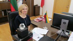 R. Tamašunienė: Lietuvos savivaldybės yra atviros ir skaidrios, atstovauja žmonių interesams ir efektyviai sprendžia problemas
