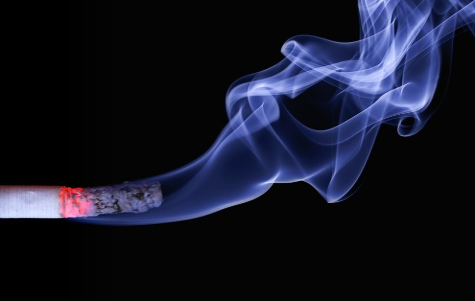 Ignaliniečiui už kontrabandinių cigarečių prigrūstą garažą – solidi bauda