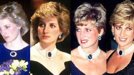 Apie mėgstamiausius Princesės Dianos akmenis – perlus: jų rūšys, spalvos, atpažinimo būdai