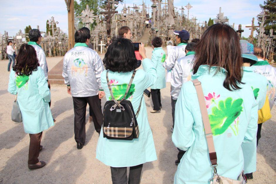 Religinis turizmas gali tapti prioritetine turizmo kryptimi