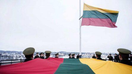 Skelbiame mokyklos, kuriai bus perduota saugoti 2020 metų Gedimino pilies bokšto Lietuvos valstybinė vėliava, atranką