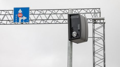 Vilniuje 4 nauji matuokliai: fiksuos greičio, A juostų, raudono šviesoforo signalo pažeidimus