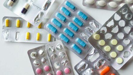 Griežtinama psichotropinių vaistinių preparatų išrašymo tvarka