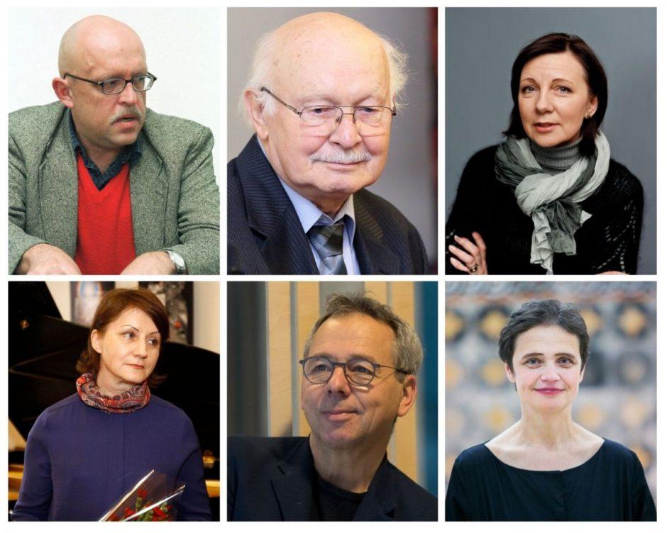 Paskelbti Nacionalinių kultūros ir meno premijų laureatai