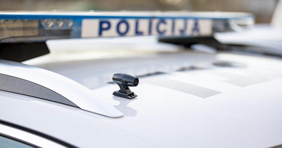 Neringos pareigūnai vairuotojams dalina ultragarsinius švilpukus, padėsiančius išvengti susidūrimų su gyvūnais