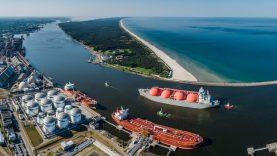 Sėkmingas lapkritis Klaipėdos uoste leidžia tikėtis išskirtinio metinio rezultato