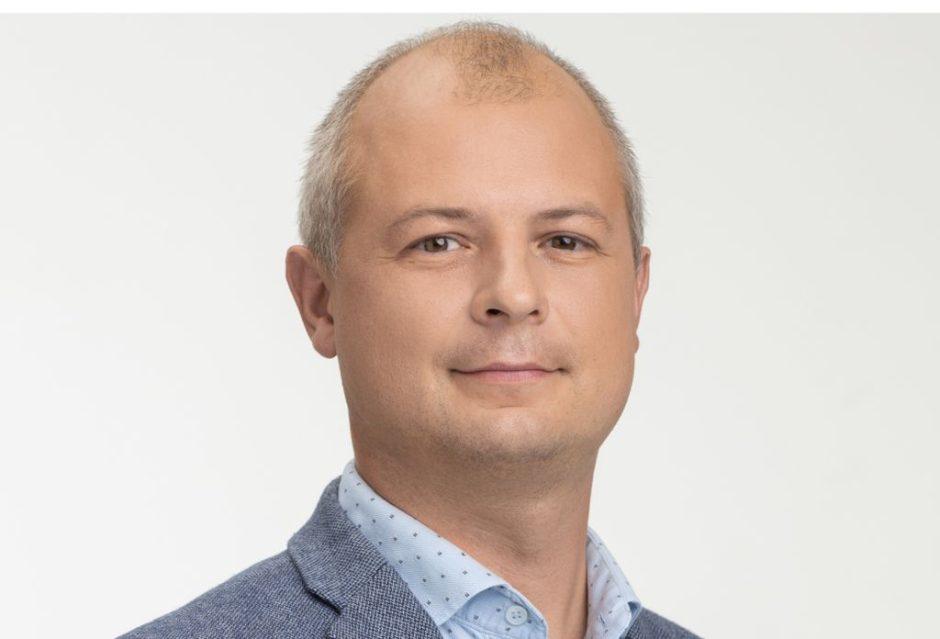 Naujasis aplinkos ministras – Simonas Gentvilas