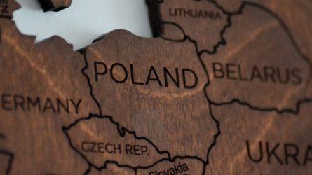 Paveiktų šalių ir regionų sąraše liko tik keturios Lenkijos vaivadijos