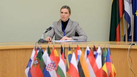 ES vidaus reikalų susitikime -  Europos vidaus saugumo ir migracijos klausimai