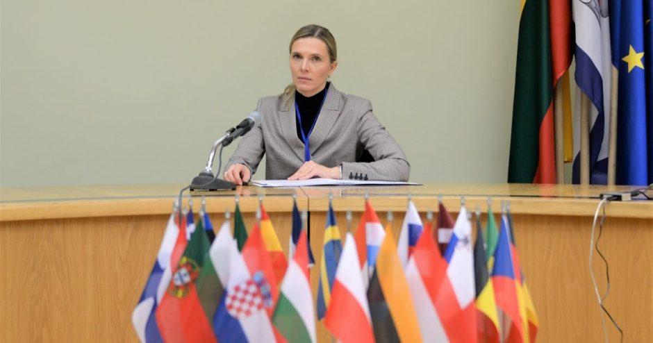 ES vidaus reikalų susitikime –  Europos vidaus saugumo ir migracijos klausimai