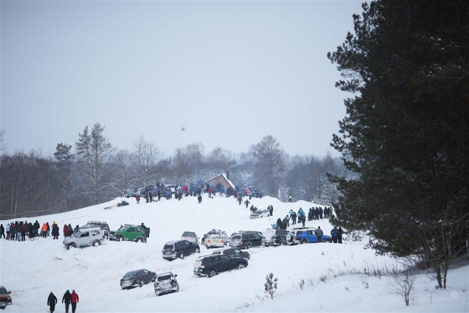 Sprendžiama dėl tolimesnio žiemos ralio likimo