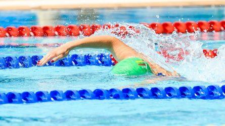 Fabijoniškių baseinas sausį bus atviras sportininkams