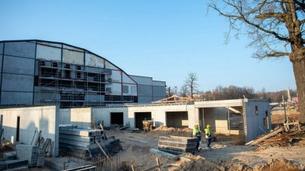Atsinaujinusi Kauno sporto halė išryškins autentiką ir taps atvira naujovėms