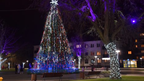Solidarumo valanda: Kūčių išvakarėse visoje Lietuvoje vienai valandai užges Kalėdų eglės