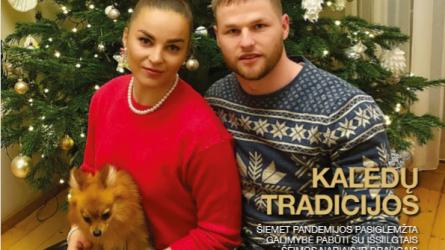 """""""Olimpinėje panoramoje"""": Kalėdų tradicijos, atsakingos olimpiečių pareigos ir pergalių receptai"""