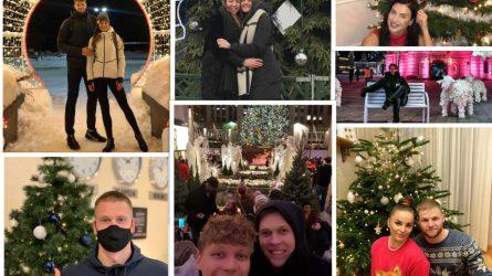Sportininkų Kalėdas nuspalvina dovanos: mažos ir didelės, vertingos ir linksmos, apgalvotos ir netikėtos