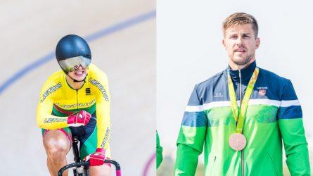 Į LTOK sportininkų komisiją išrinkti S. Krupeckaitė ir E. Ramanauskas: galime būti tarpininkais