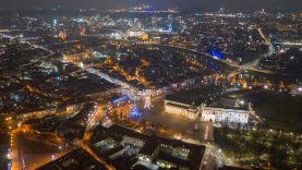 Vilnius per metus paaugo dar 10-ia tūkstančių gyventojų