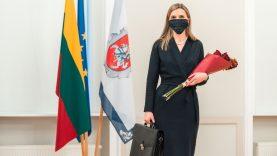Agnė Bilotaitė – naujoji vidaus reikalų ministrė