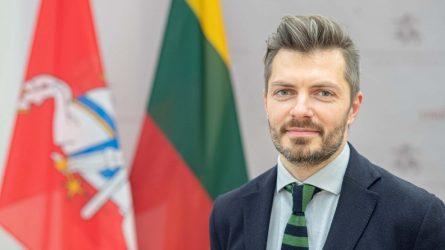 Krašto apsaugos viceministro pareigas  pradėjo eiti Margiris Abukevičius