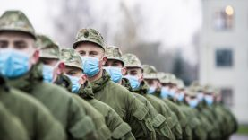 Pradedamas pasirengimas 2021 m. šaukimui į nuolatinę privalomąją pradinę karo tarnybą