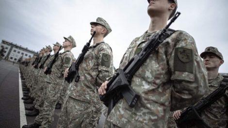 2020 m. tarnauti Lietuvos kariuomenės padaliniuose pradėjo 3352  šauktiniai