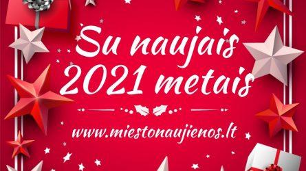 Su Naujais metais!