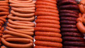 Teismas nuteisė daugiau nei 222 tūkst. eurų vertės mėsos gaminius realizavusius vyriškius