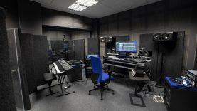 Šiaulių kultūros centre – moderni įrašymo studija