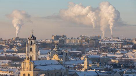 Vilniečiams šilumos kaina mažėja jau 21 mėnesį iš eilės
