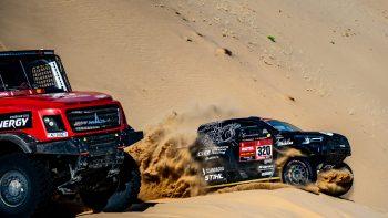 Benediktas Vanagas atkovojo Dakaro starte prarastas minutes