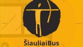 Nauja viešojo transporto programėlė ŠiauliaiBUS jau veikia!