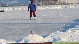Kaip elgtis ant ledo