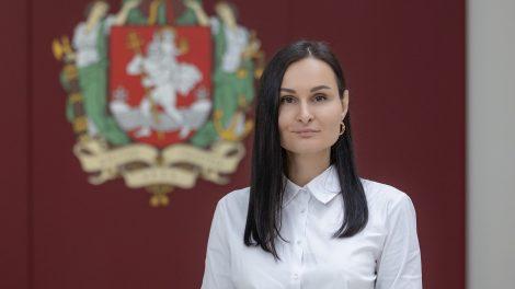 Naujoji Vilniaus savivaldybės administracijos direktoriaus pavaduotoja – Marija Vyšniauskaitė