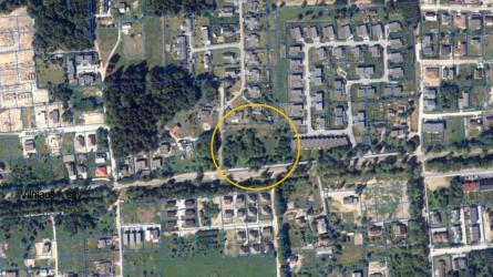 Savivaldybė nepritarė prekybos centro Pavilnyje projektui