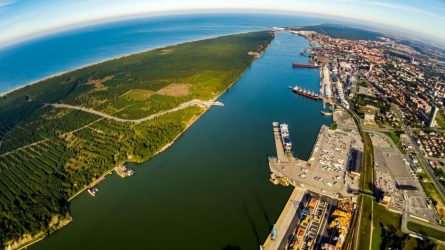Klaipėdos uostas pasiekė visų laikų geriausią rezultatą