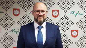Naujasis Viešosios tvarkos skyriaus vedėjas R. Vitkauskas – apie kasdienius iššūkius darbe ir ateities planus