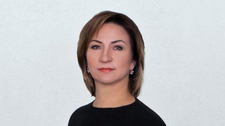 Įvertinimas Vilkaviškio rajono savivaldybei ir Savivaldybės jaunimo reikalų koordinatorei