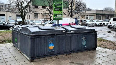 Sostinės komunalinių atliekų surinkimo aikštelėse įrengiami informaciniai stendai