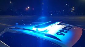 Kauno rajone įkliuvo neblaivus, beteisis, ne vieną KET pažeidimą padaręs vairuotojas