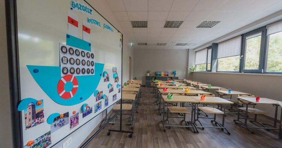 Kaune pradinukų priežiūrą esant būtinybei užtikrins dvi mokyklos