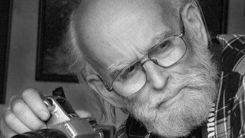 Zenono Bulgakovo fotografijose – neretušuota sausio įvykių tiesa