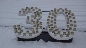 Sausio 13-osios – Laisvės gynėjų dienos 30-mečio minėjimas Vilkaviškio rajone
